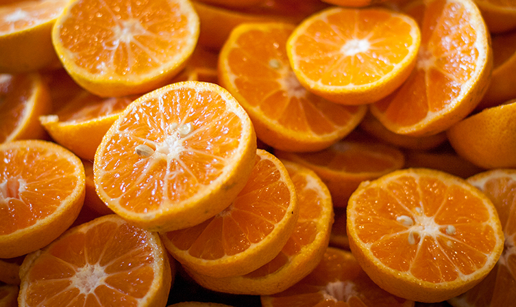calories in fruit fruit orange