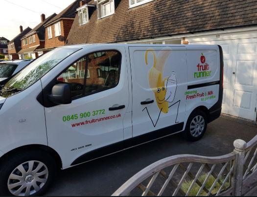 New Van, New Design!