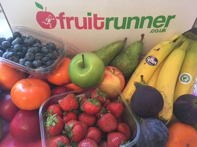 Merry Christmas from us all at Fruit Runner