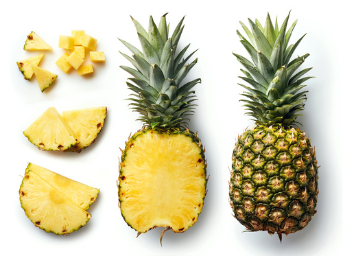 Fun and health facts about pineapples