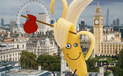 Skinner and Milky start delivering Fresh Fruit to London Offices